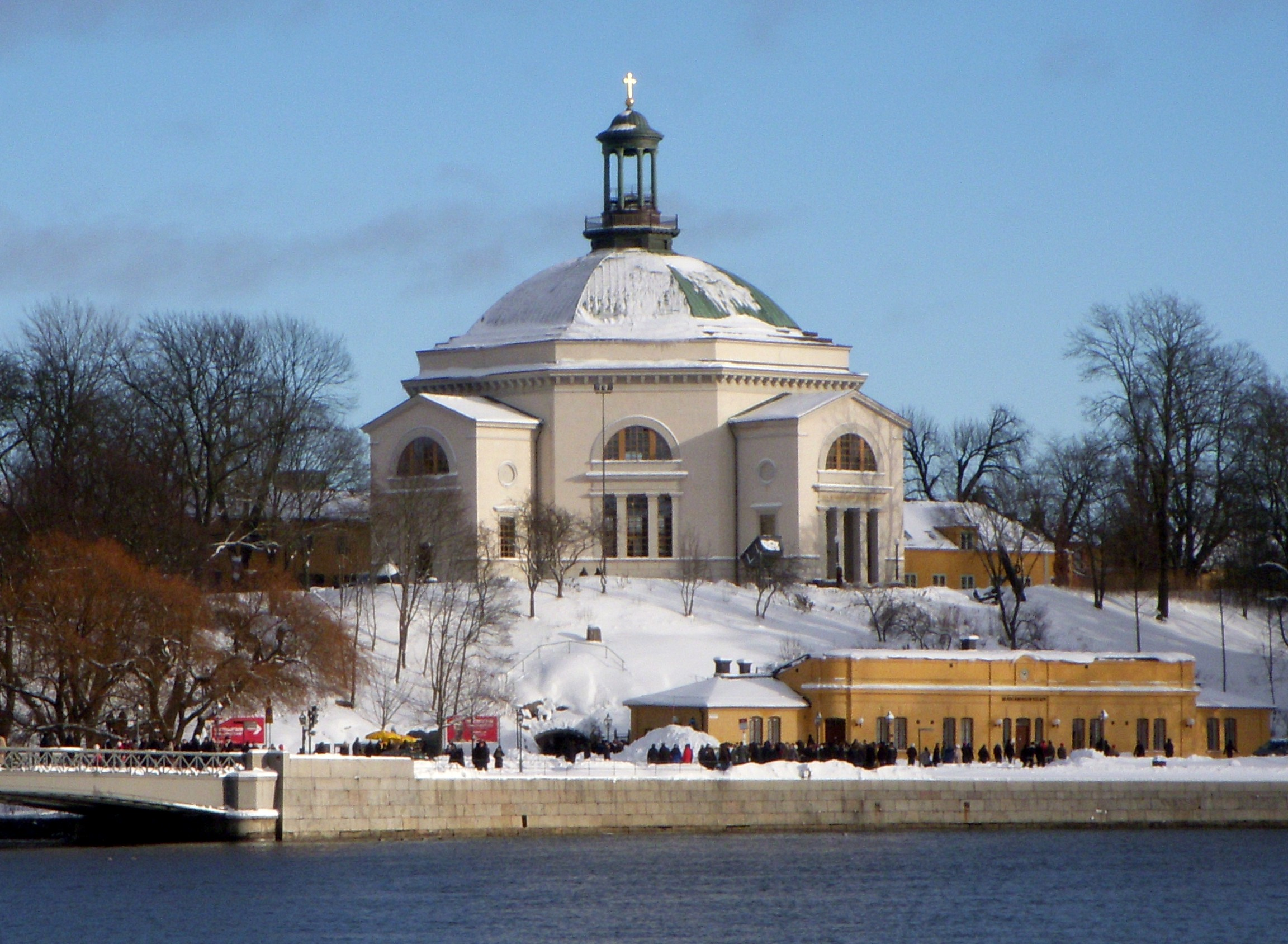 Bild av Skeppsholmskyrkan