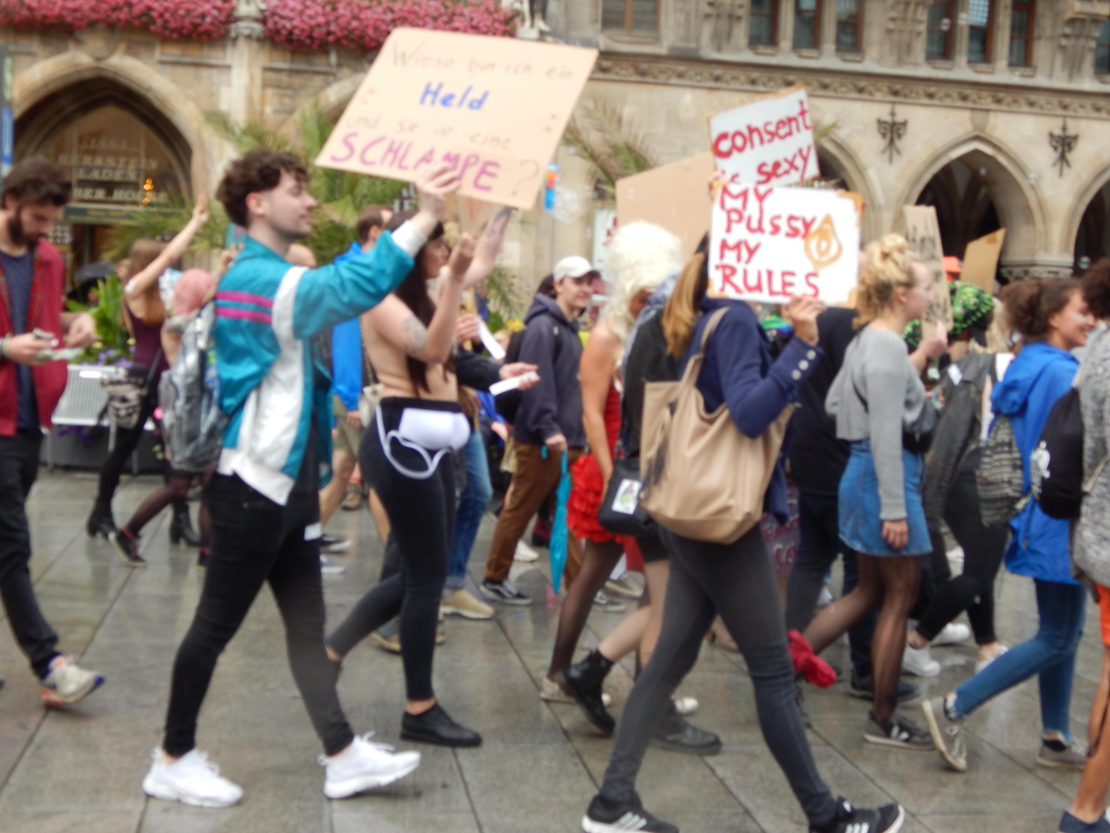 Prostitutes in Munich