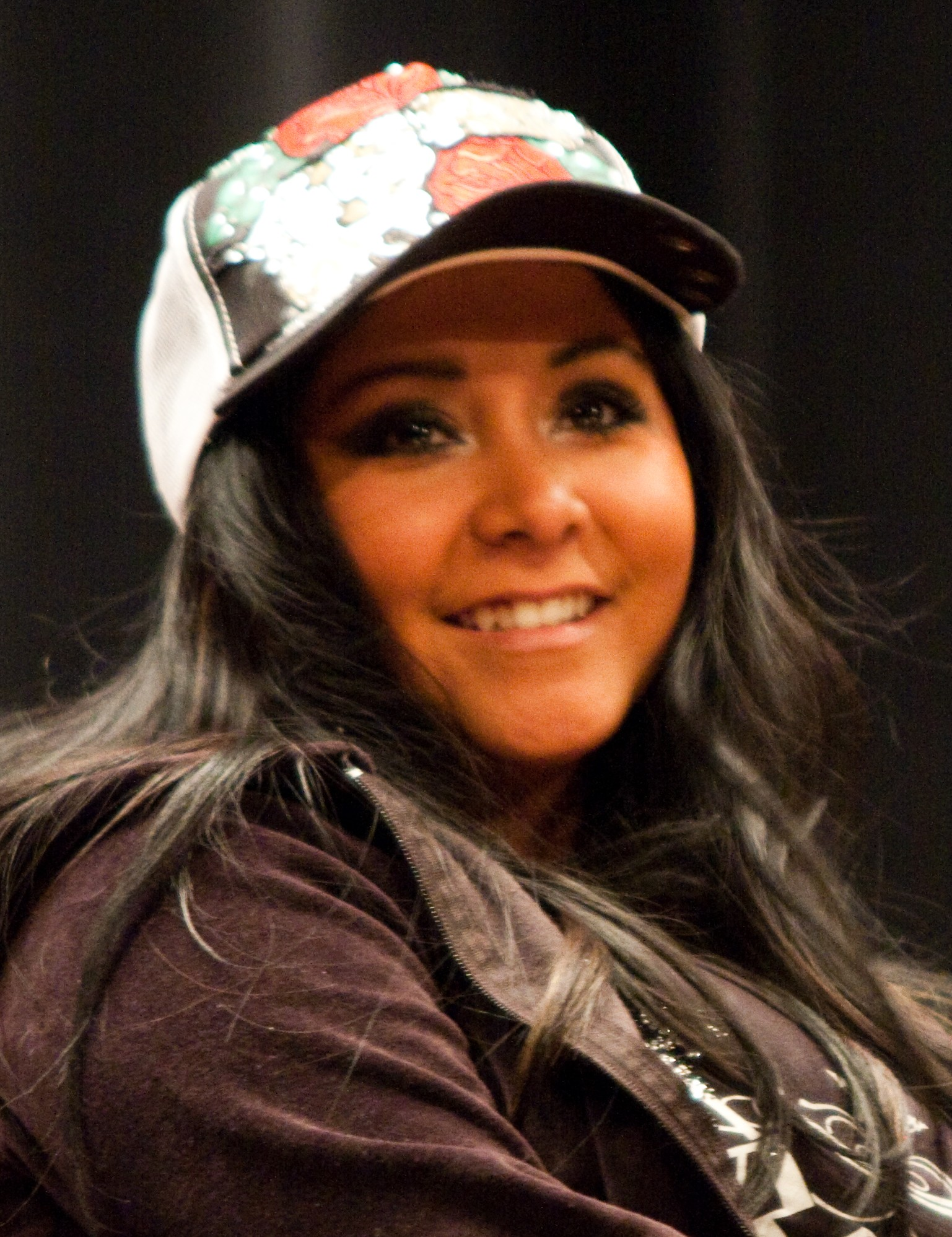 Picture of an author: Snooki