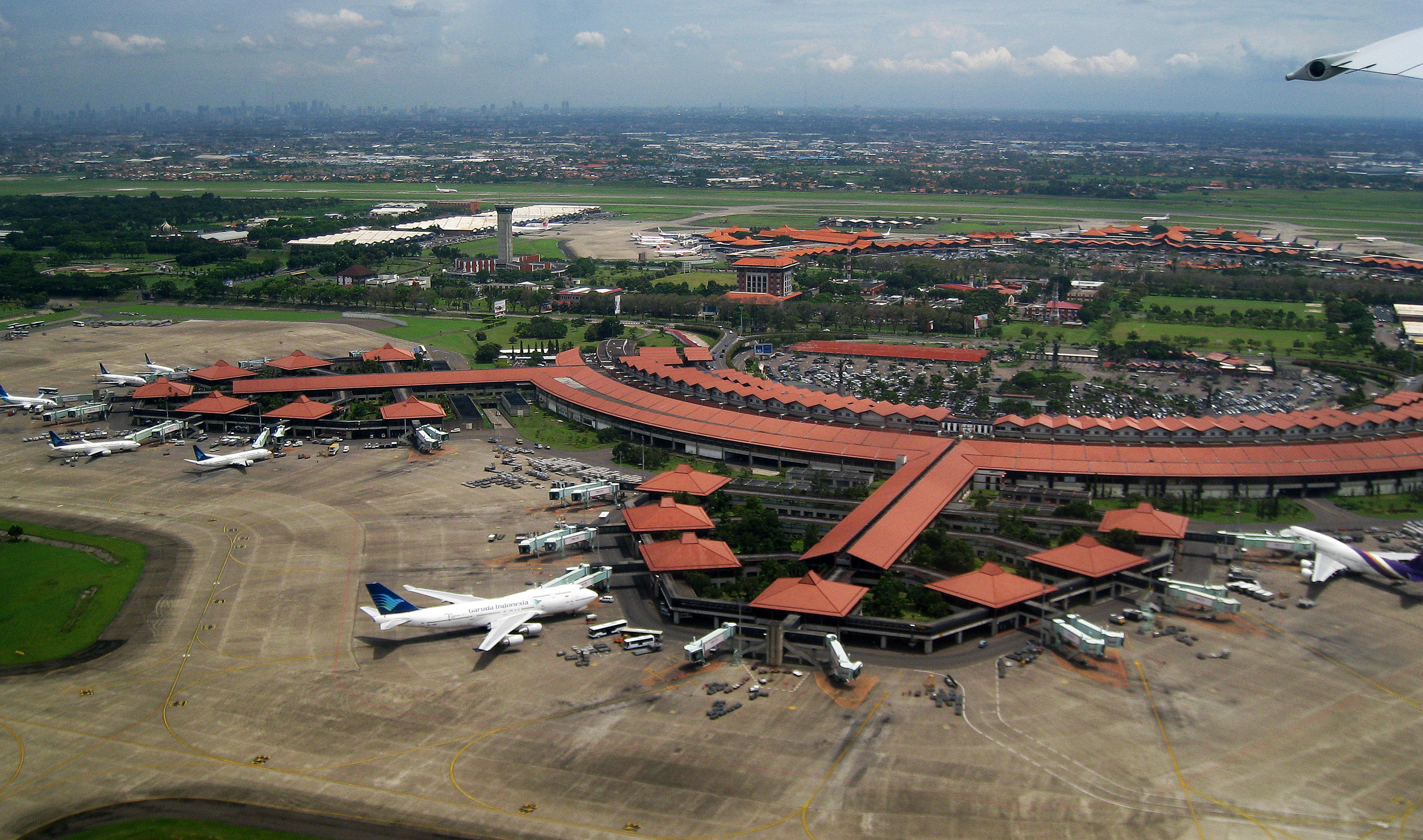 Image result for soekarno hatta airport