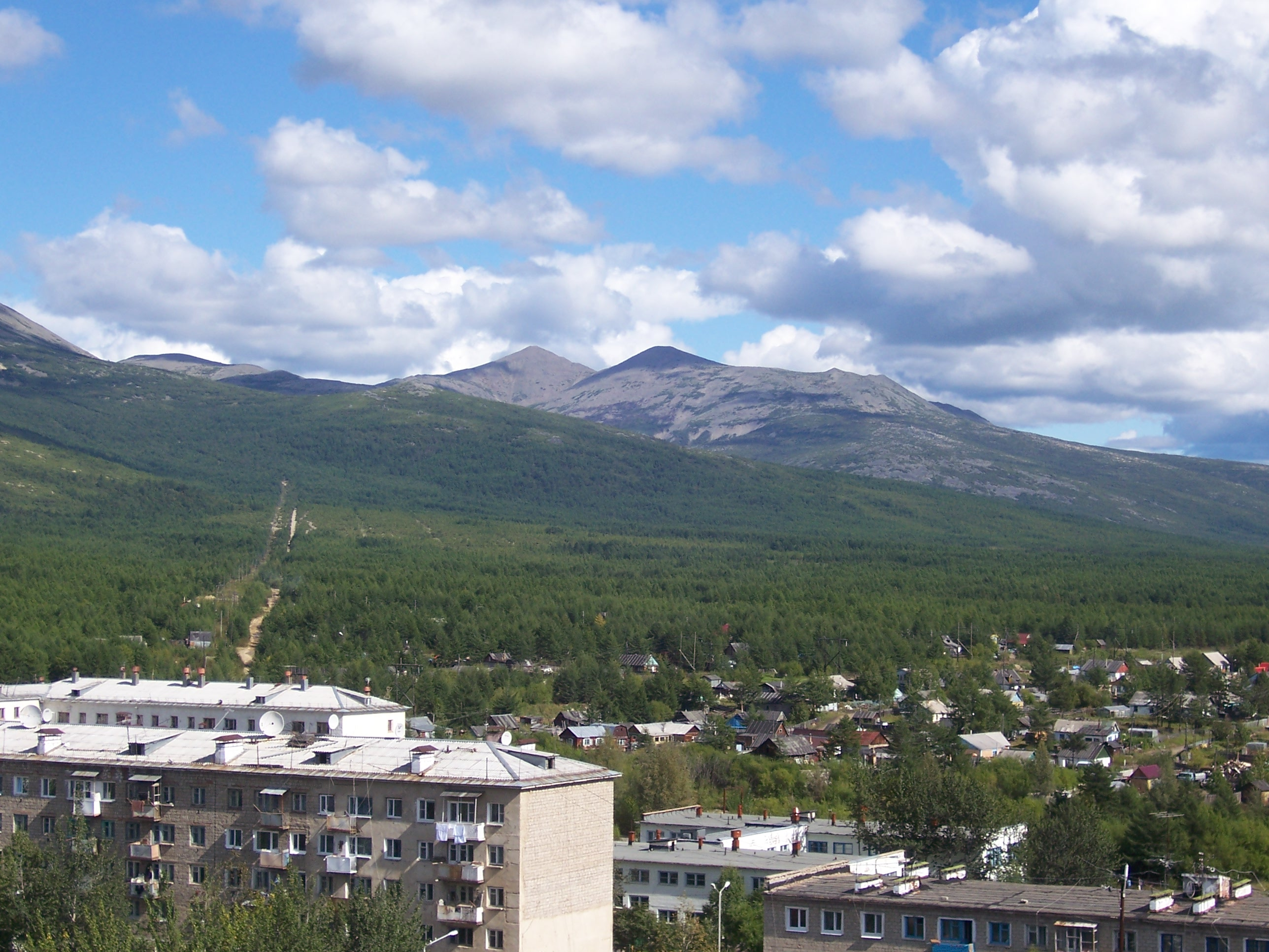 Сокол (Магаданская область)