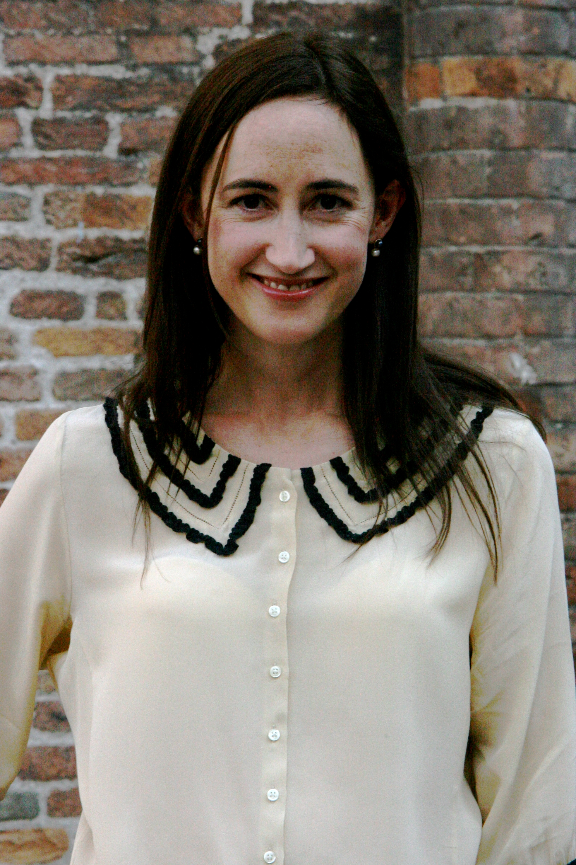 Portrait of Sophie Kinsella