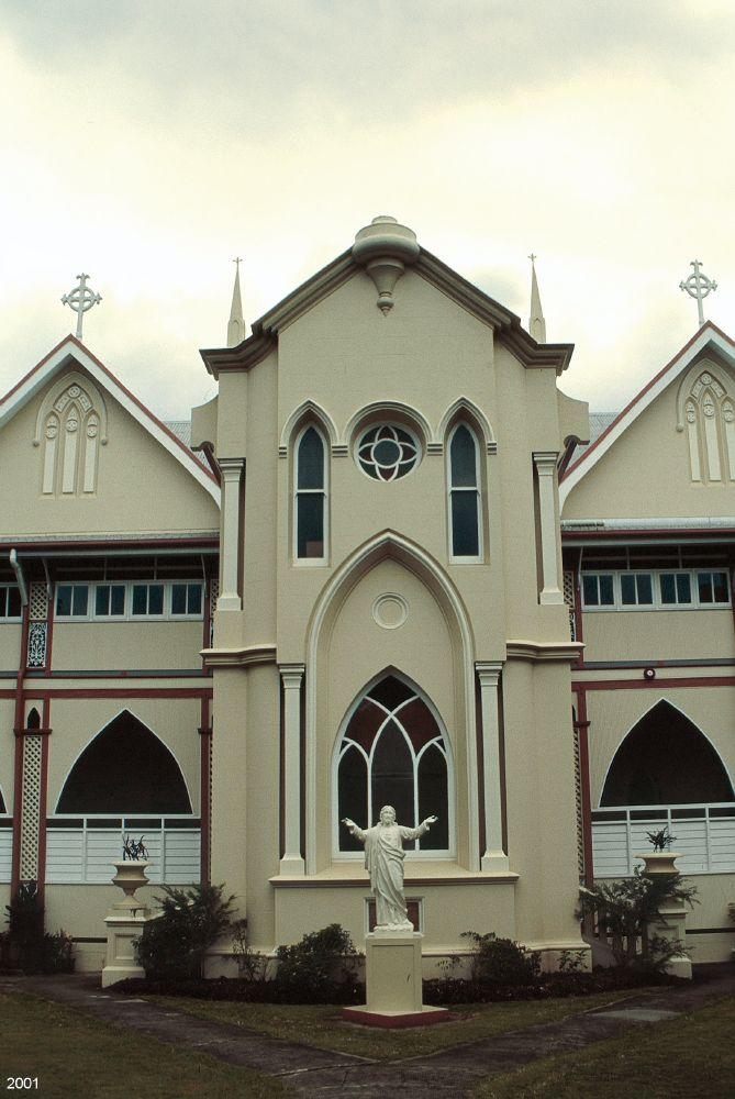 St Joseph S Convent Cairns Wikipedia