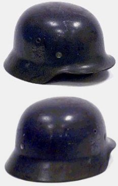 World War II Stahlhelm - World War II German uniform