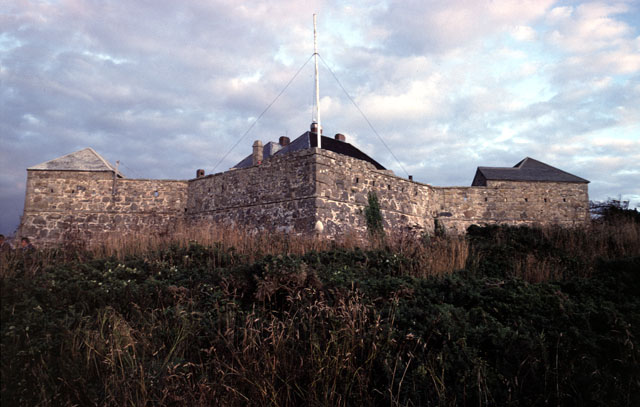 Star Castle, Isles of Scilly - Wikipedia