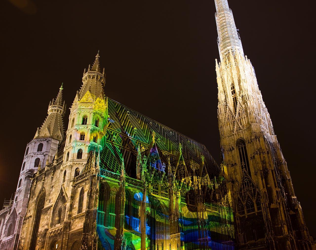 Stephandome St. Stephen's Cathedral Vienna Wien.JPG