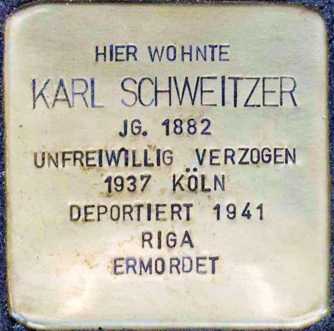 Stolperstein Altenahr Karl Schweitzer.jpg