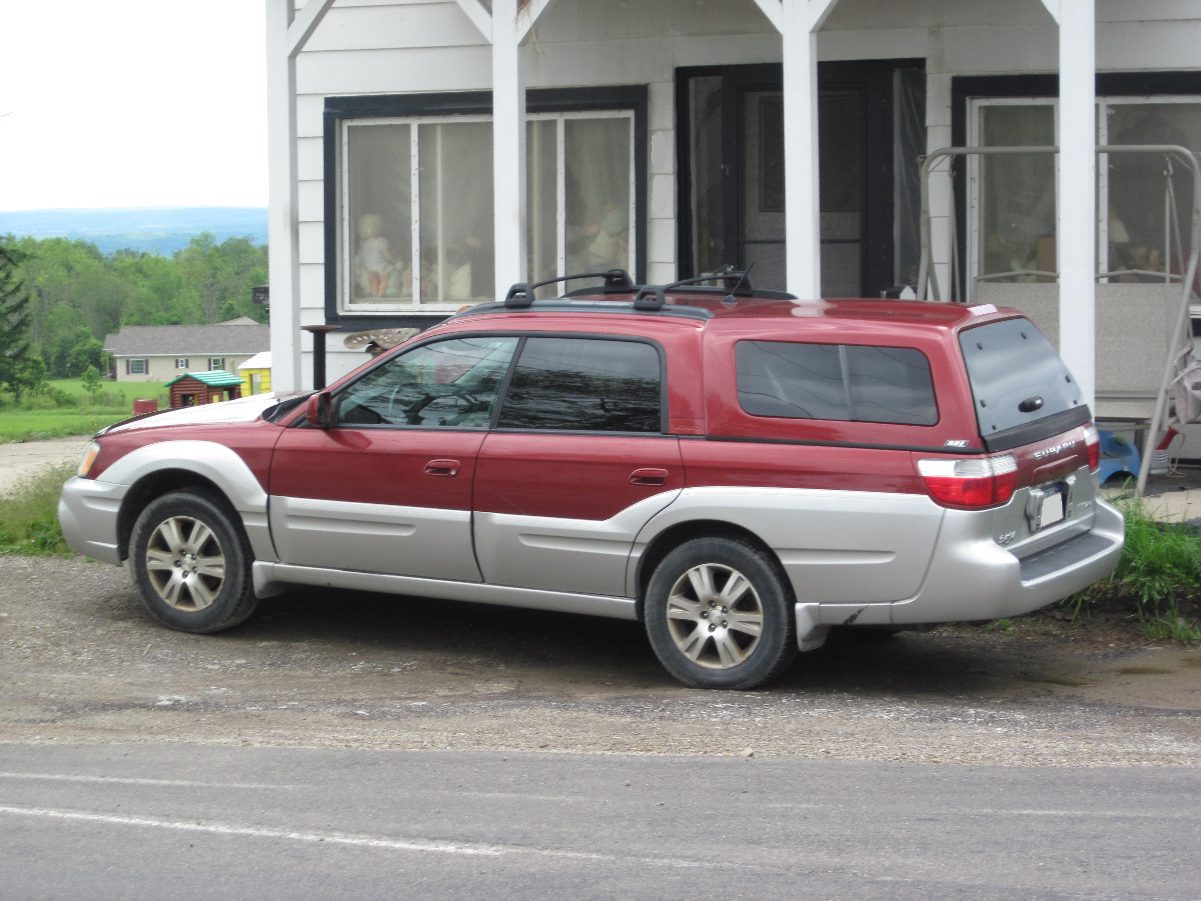 Subaru baja tonneau cover for sale