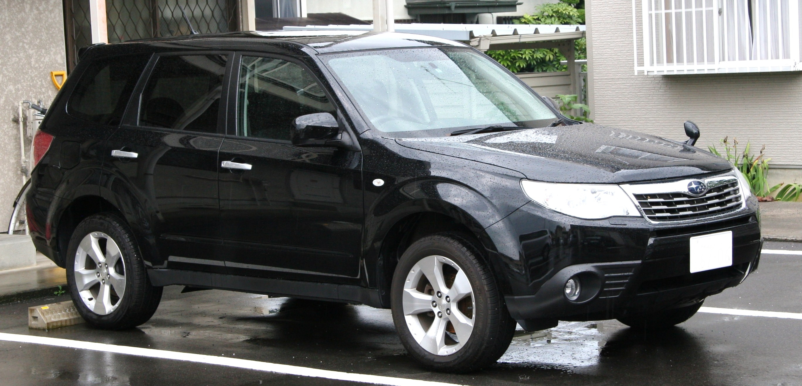 File Subaru Forester Sh Jpg Wikimedia Commons