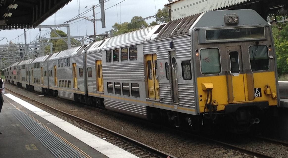 Sydney Trains K Set Wikipedia