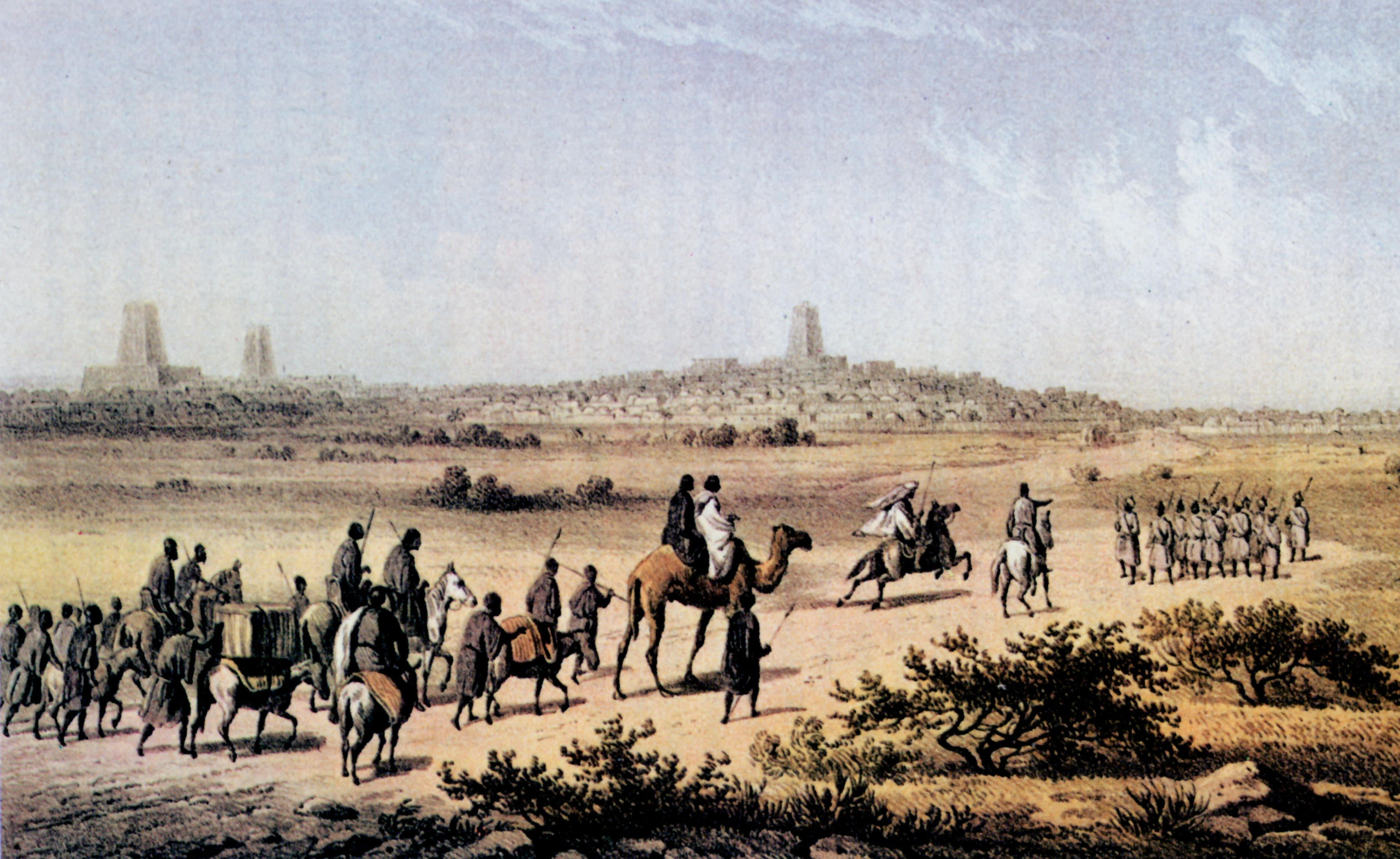 Taken From: http://upload.wikimedia.org/wikipedia/commons/2/28/TIMBUKTU-EINZUG.jpg