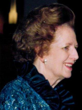 Profile photo of former Prime Minister Margare...