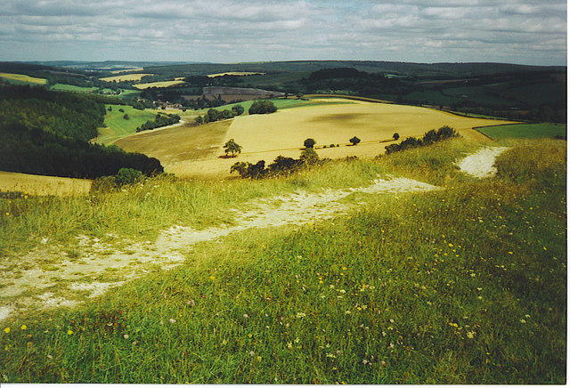 The Trundle. - geograph.org.uk - 176137