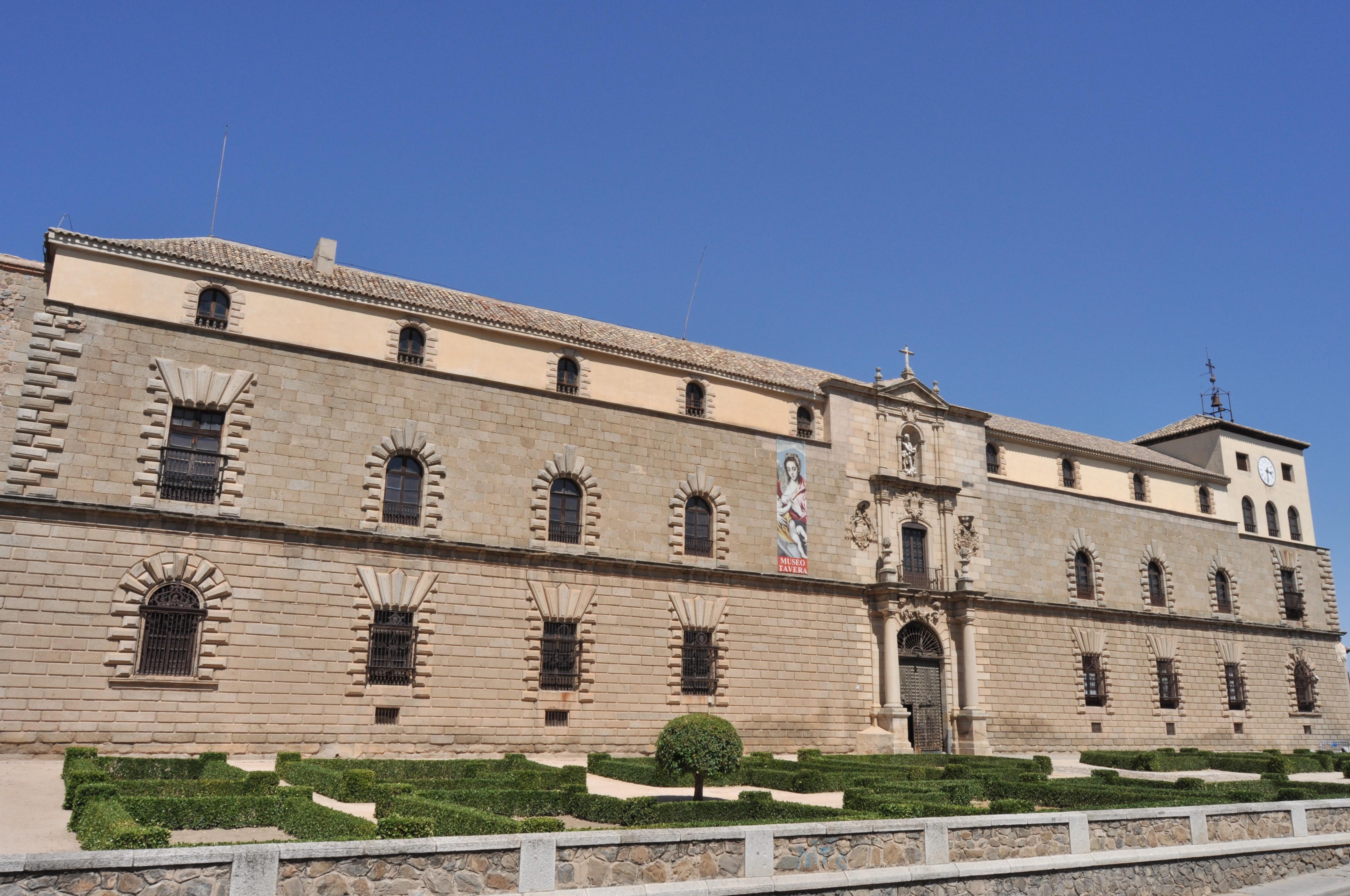 Hospital de Tavera - Wikipedia, la enciclopedia libre