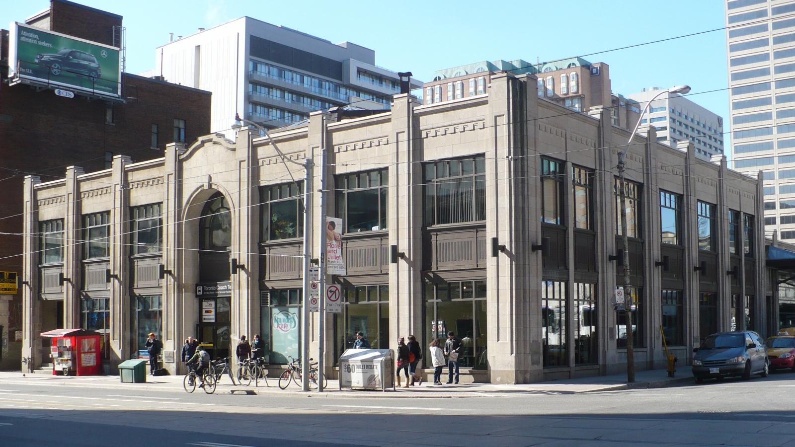 Toronto Coach Terminal - Wikipedia