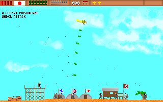 <i>Triplane Turmoil</i> (video game) 1996 video game