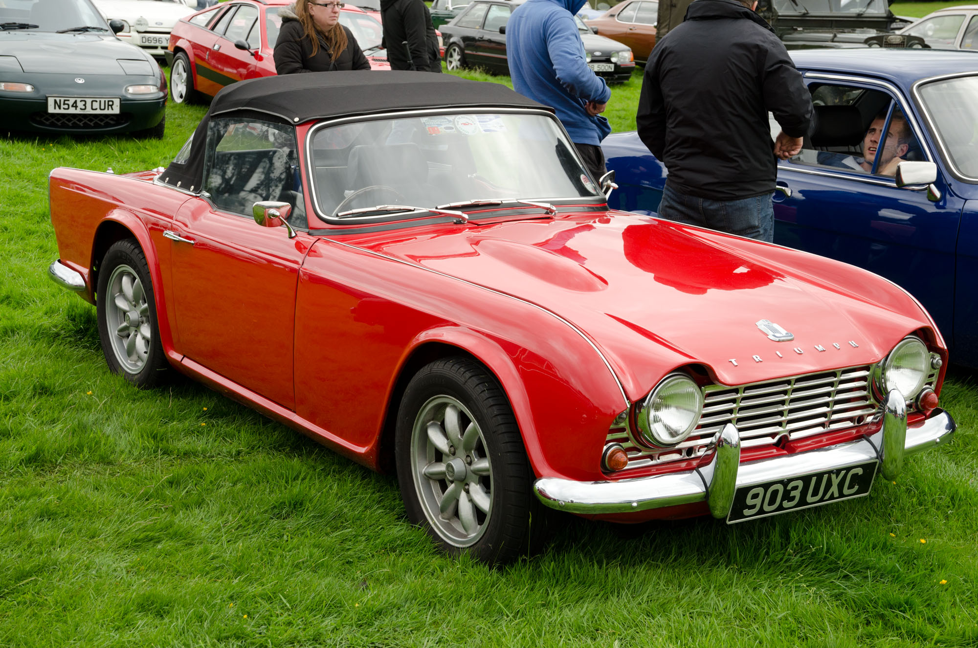 File:Triumph TR4 (1962) - 14596320731 jpg - Wikimedia Commons