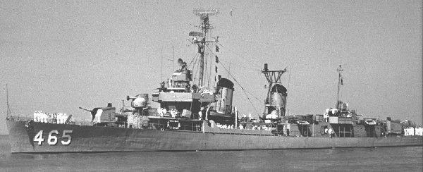 USS Saufley (DD-465)