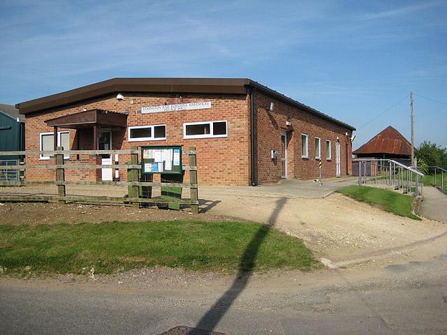 Uckington and Elmstone Hardwicke Village Hall - geograph.org.uk - 898148