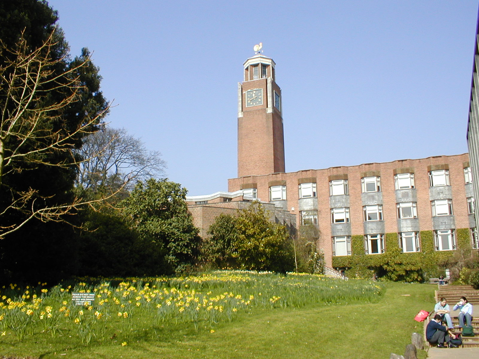 University Of Exeter Post Room