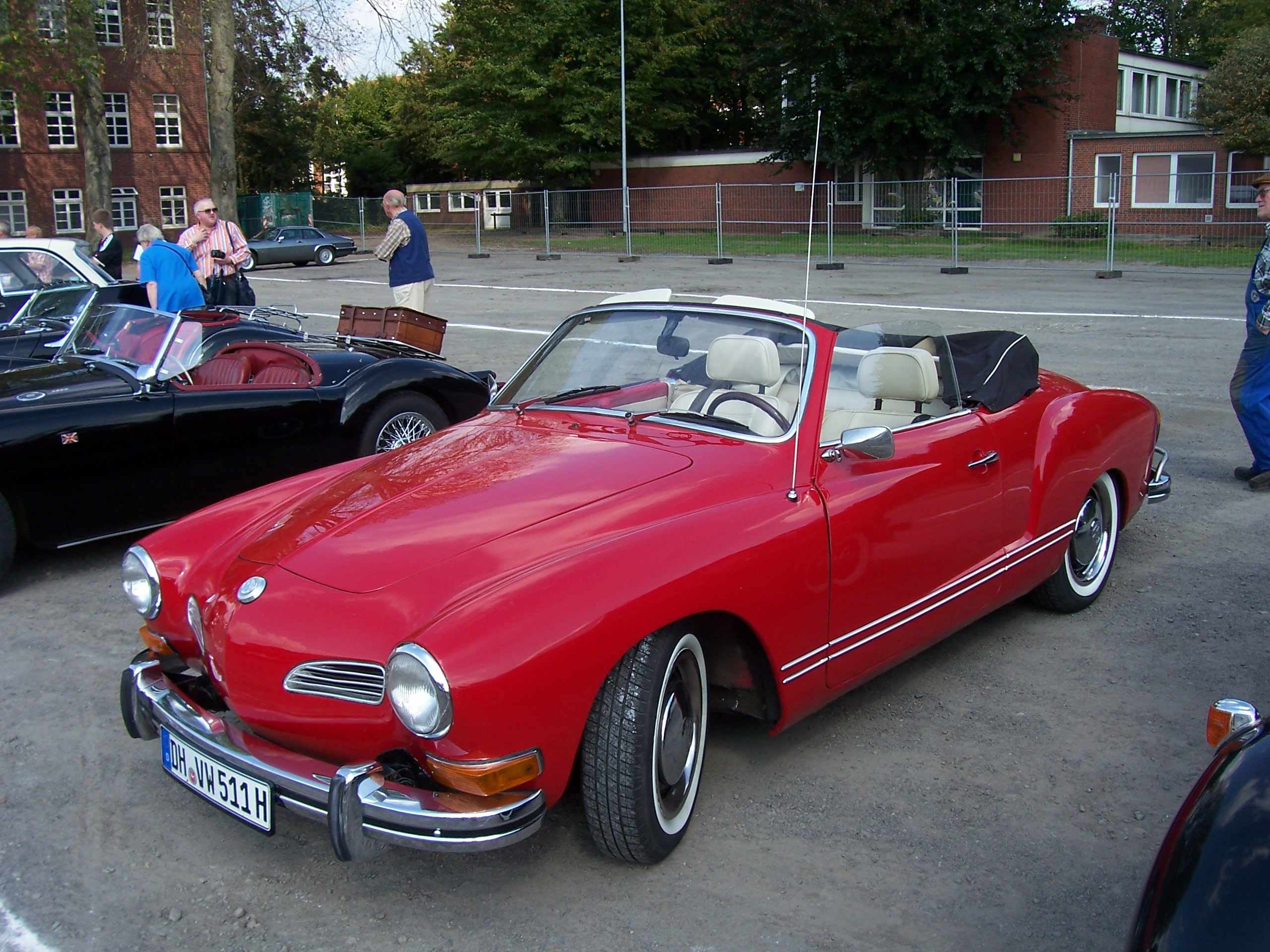 file vw karmann ghia cabrio cloppenburg 644 4. Black Bedroom Furniture Sets. Home Design Ideas