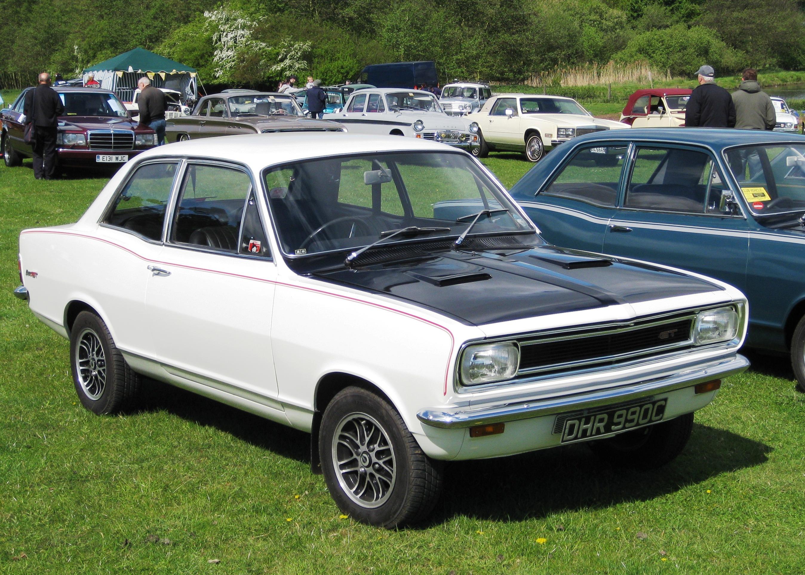 File Vauxhall Viva Gt Hb Reg 1965 Biggleswade Jpg