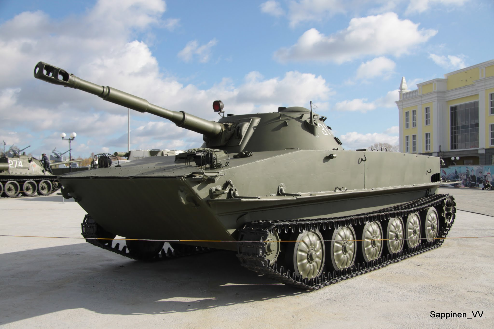 PT-76 - Wikipedia