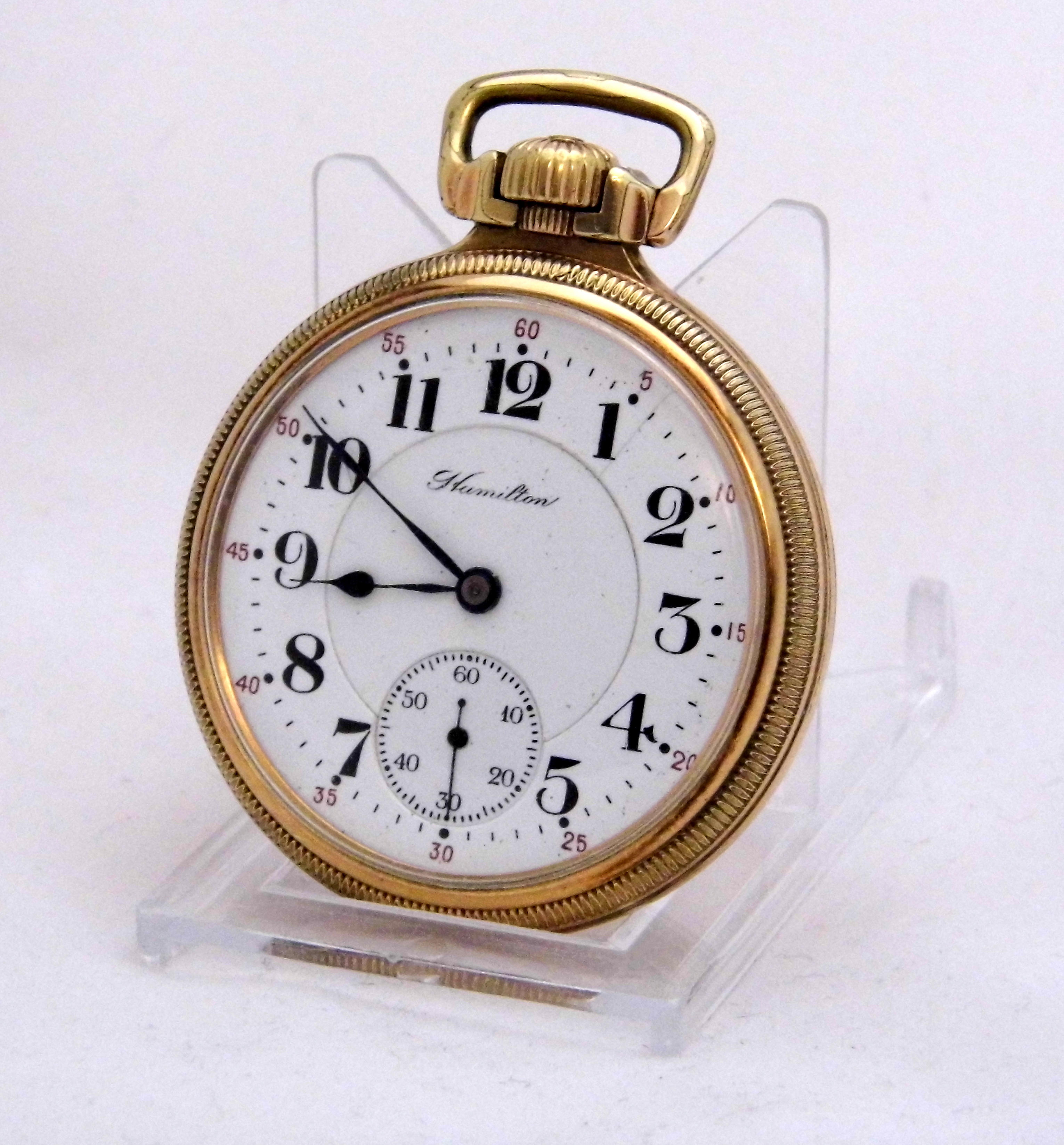 How to Date a Pocket Watch