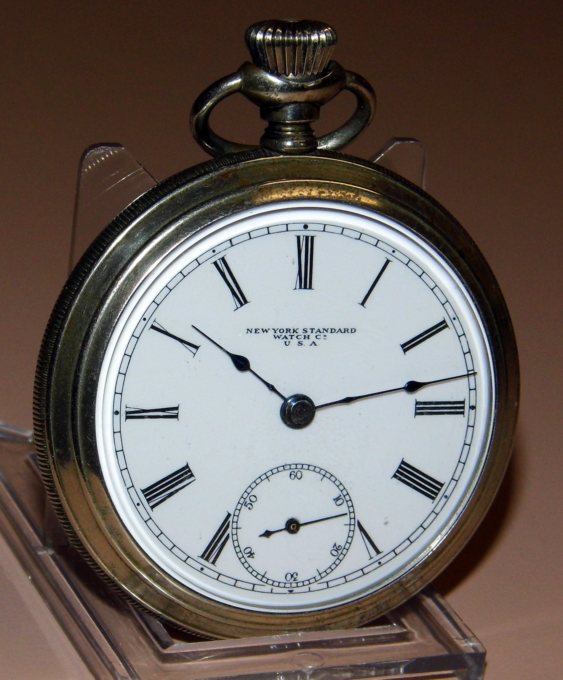 Dating new york standard pocket watch - matt boggs why men pull away when dating