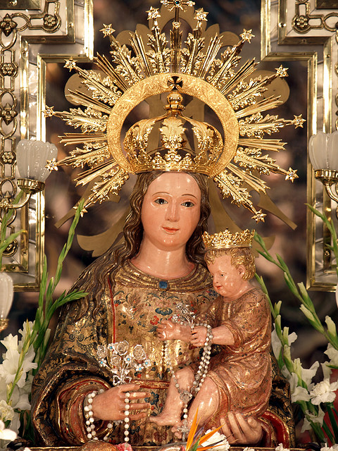 Virgin of the Peana (Borja)