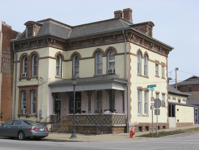 Washington County Jail and Sheriff's Residence (Salem