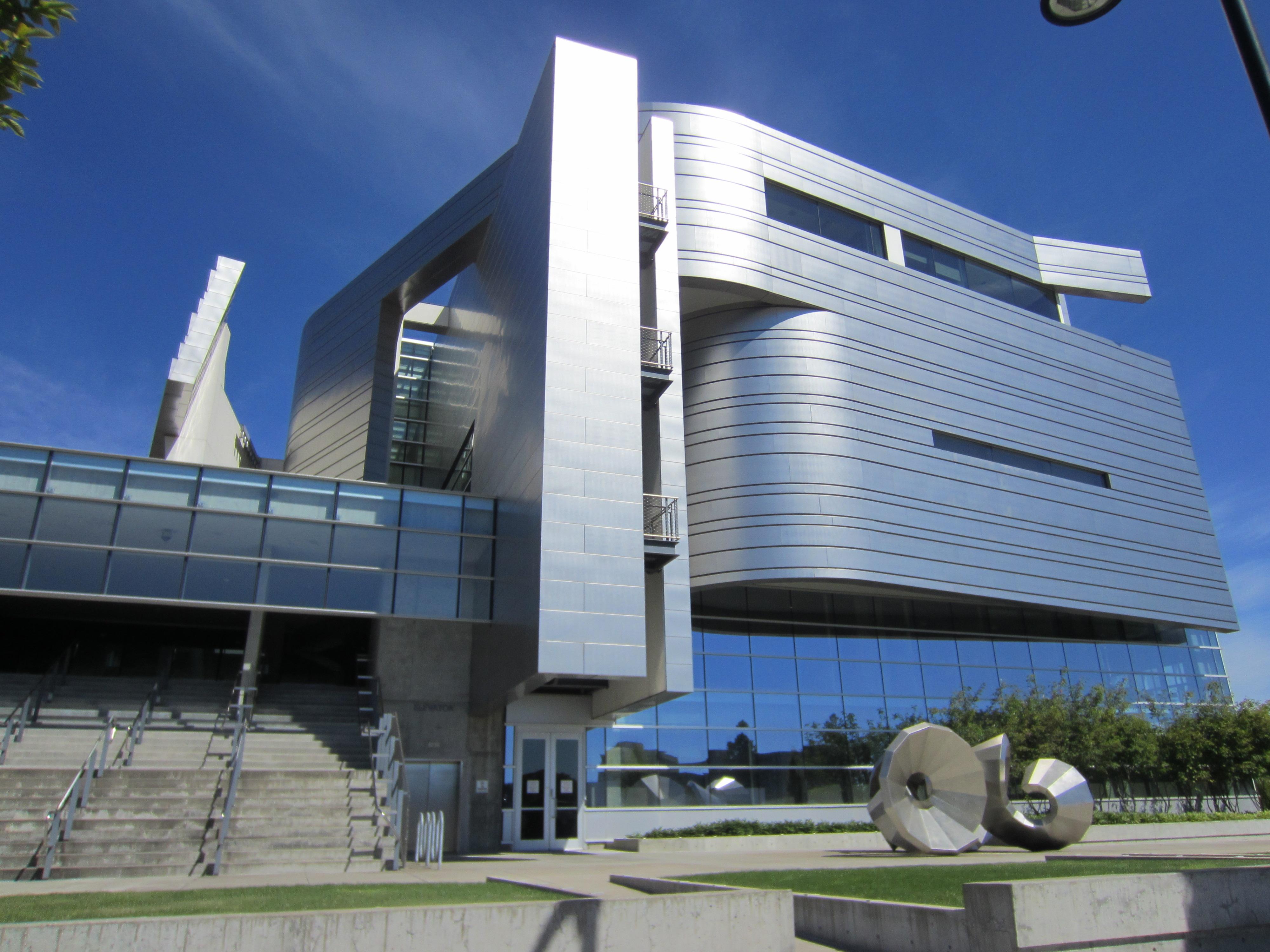 File Wayne L Morse United States Courthouse Eugene