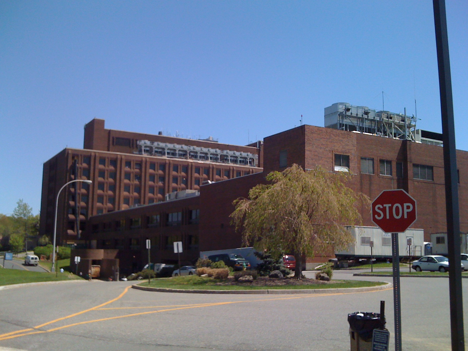 Westchester County Medical Center Emergency Room