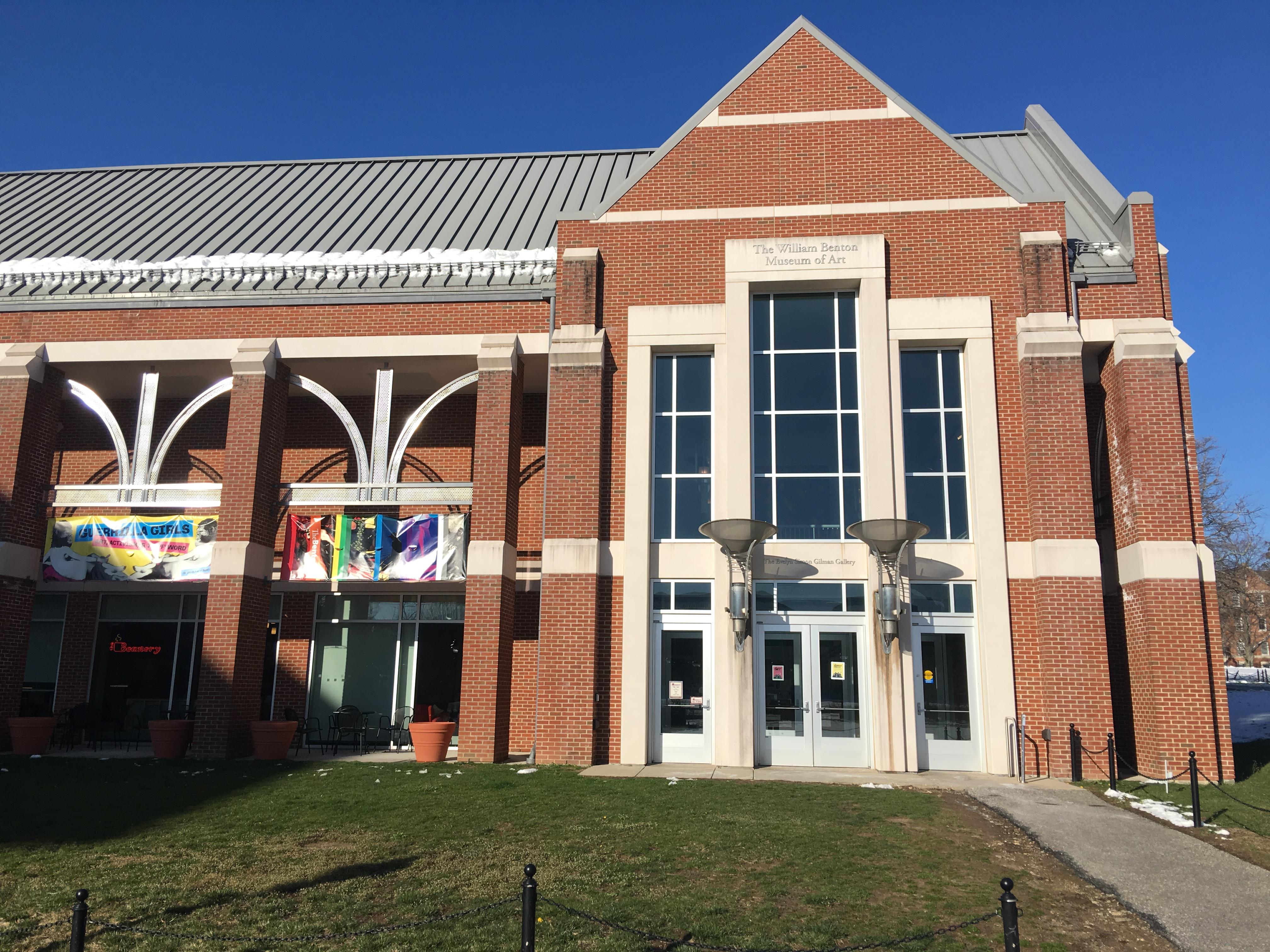 William Benton Museum Of Art