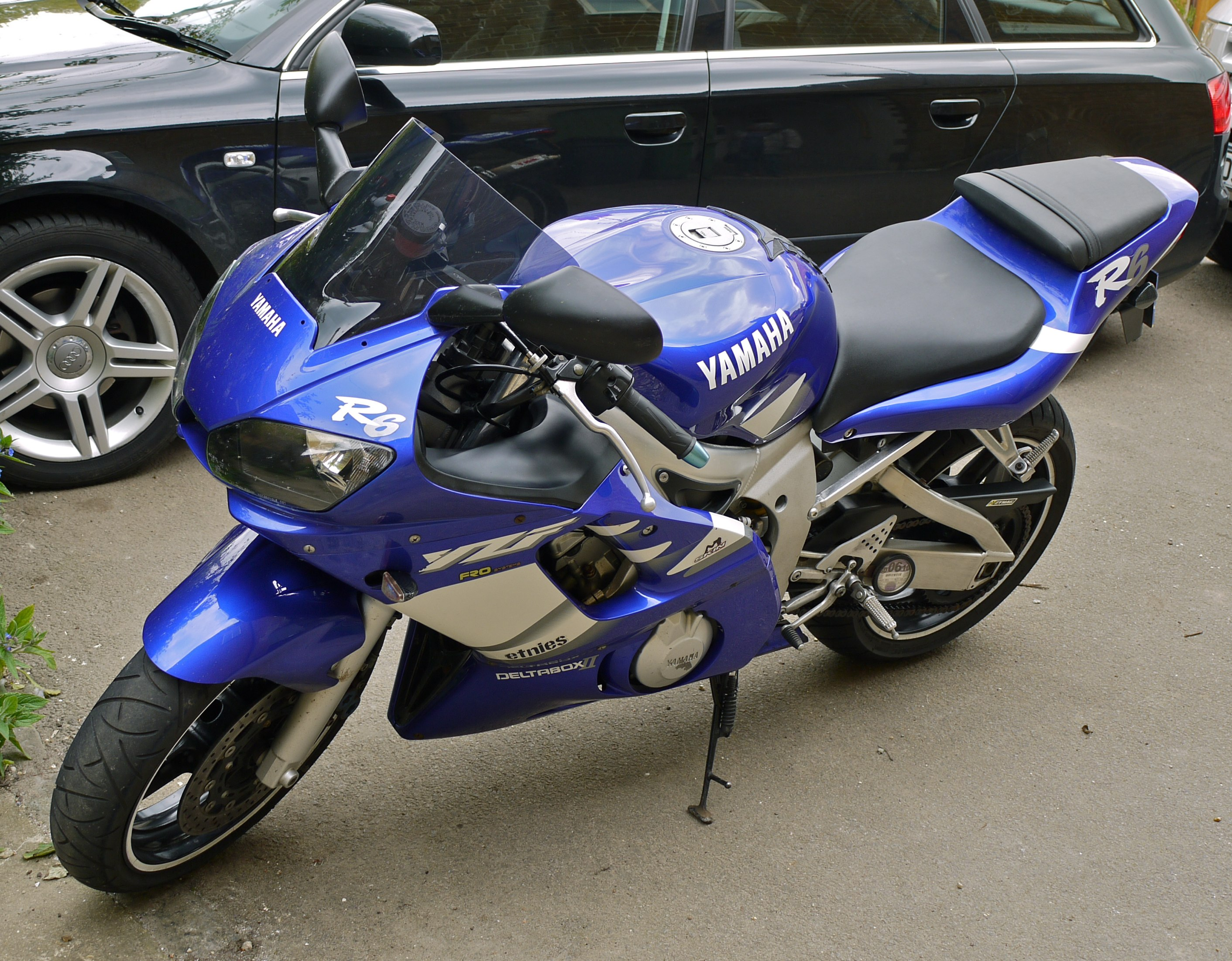 Come modificare yamaha