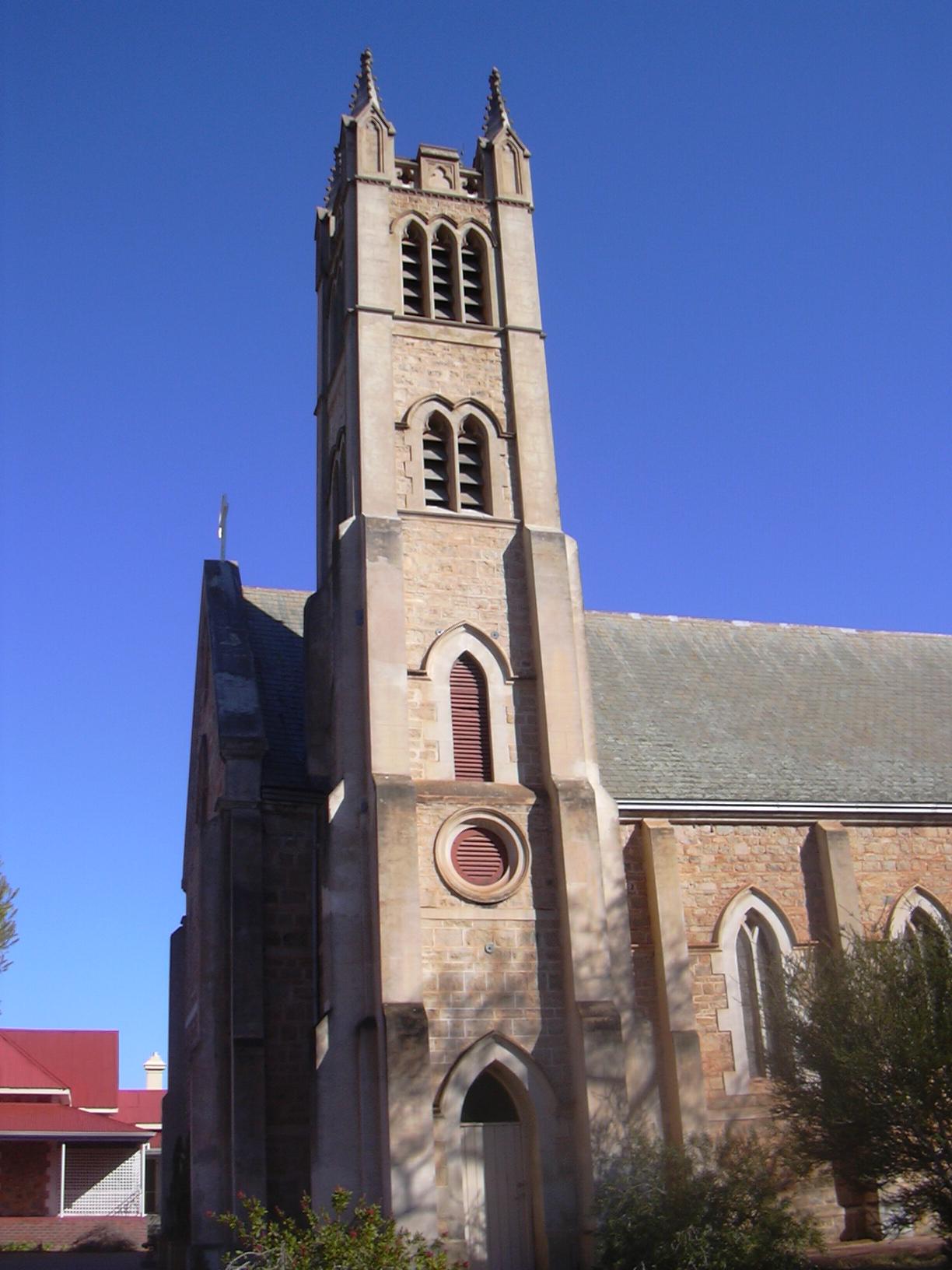 St Patrick's Catholic Church, York - Wikipedia