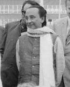 Zillur Rahman in Neubrandenburg, Germany in 1973.jpg