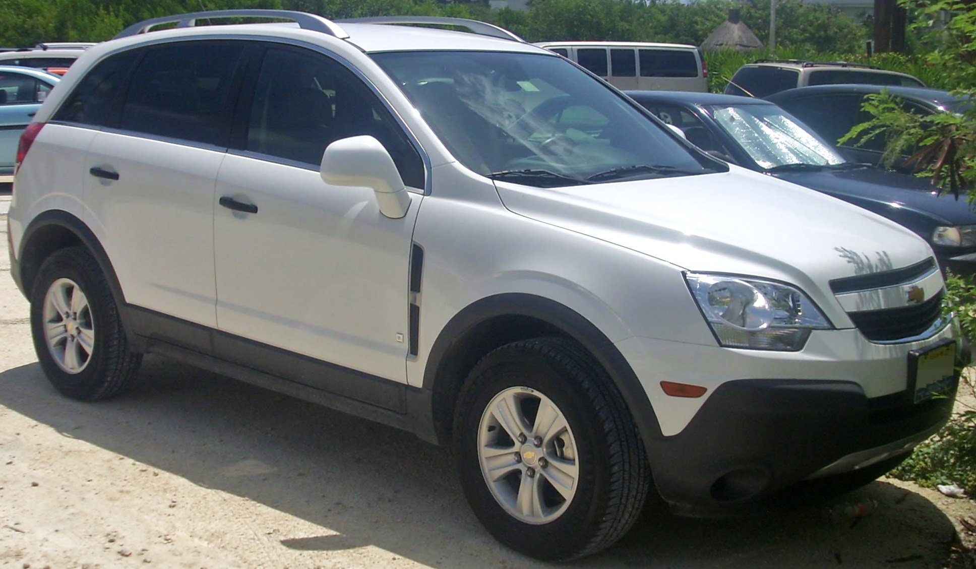 File 09 Chevrolet Captiva Sport Jpg Wikimedia Commons