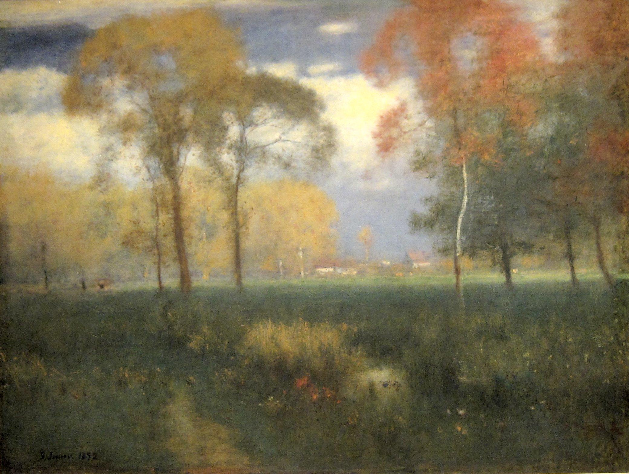 Karin Lauria's Spiritual Landscapes » William Lynn