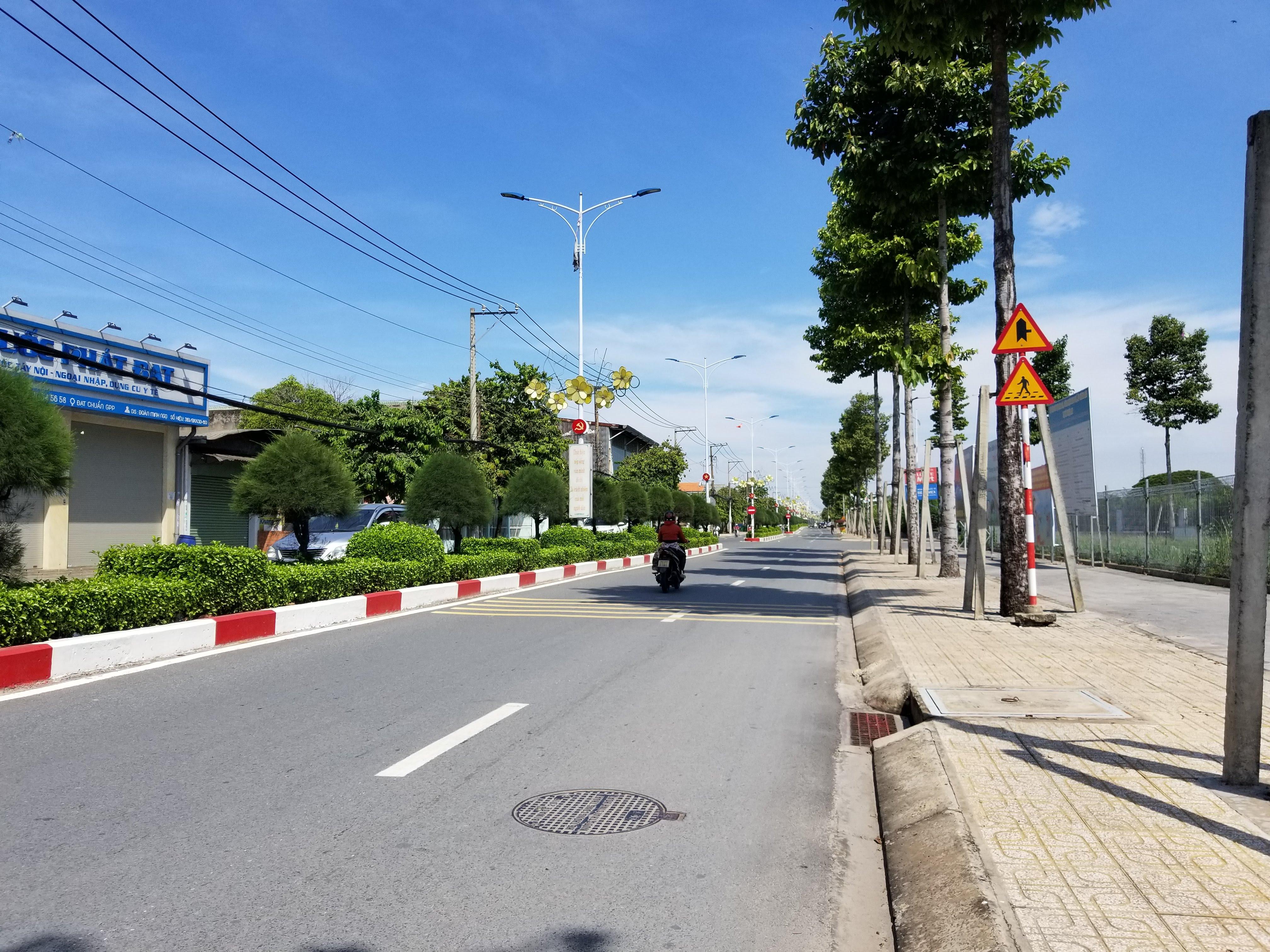 Bất động sản tại Thuận An thu hút khách đến đầu tư