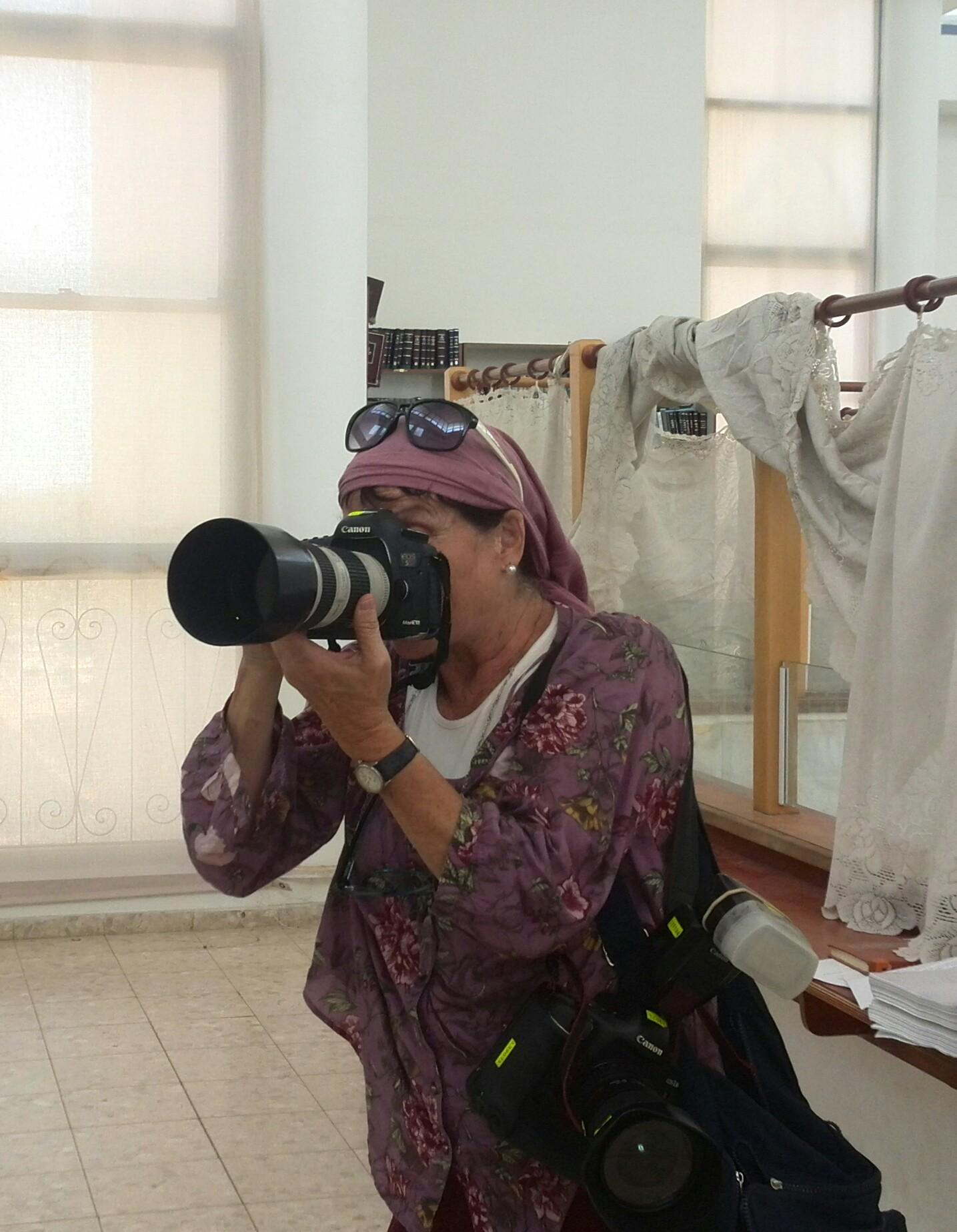 Image of Miriam Zahi from Wikidata