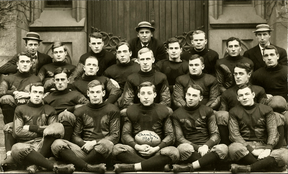 1907 Chicago Maroons Football Team Wikipedia