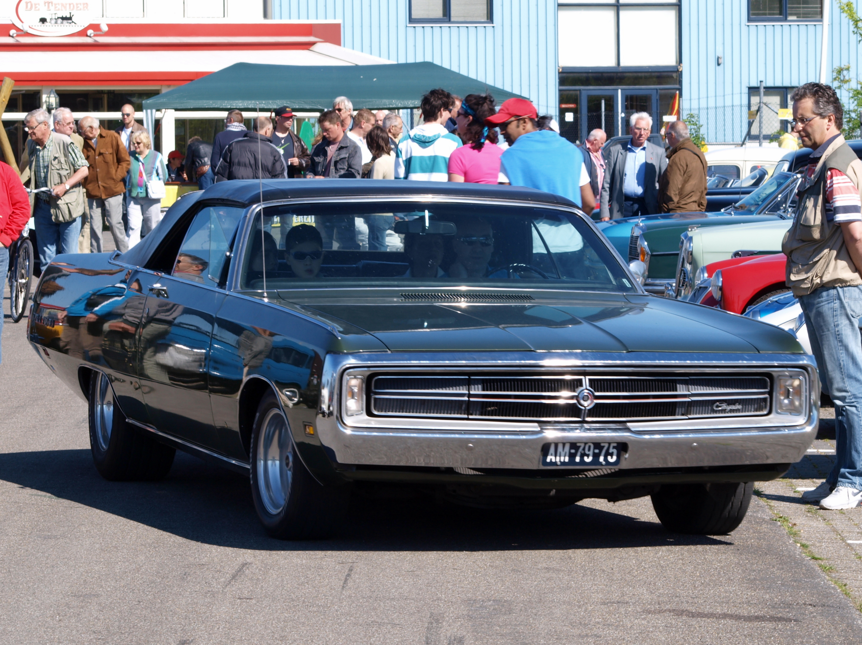 File 1969 Chrysler 300 Pic2 Jpg Wikimedia Commons
