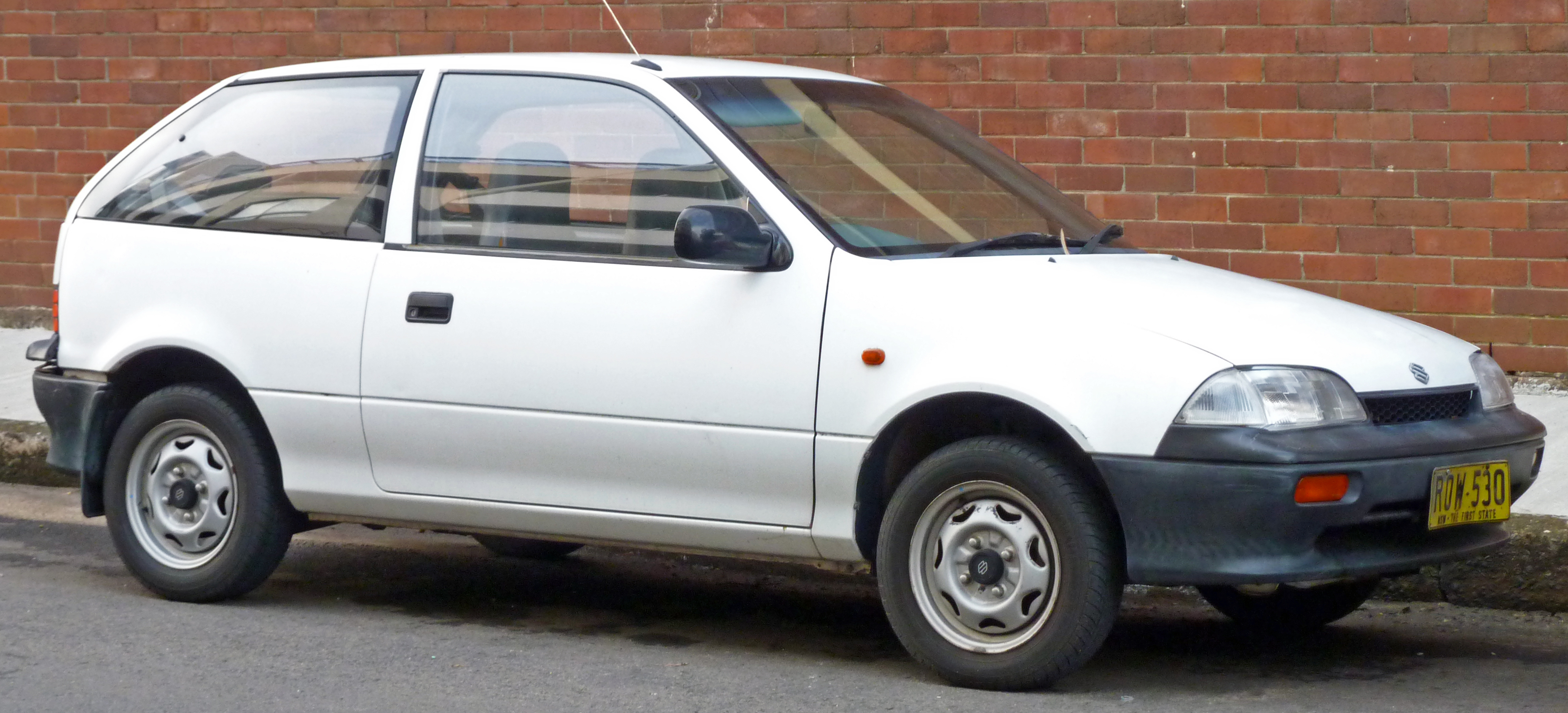 File 1989 1991 Suzuki Swift Ga 3 Door Hatchback 01 Jpg