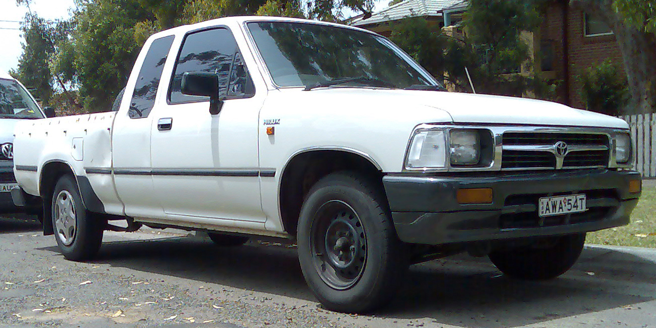 File 1994 1997 Toyota Hilux Rn90r Dx Xtra Cab 2 Door
