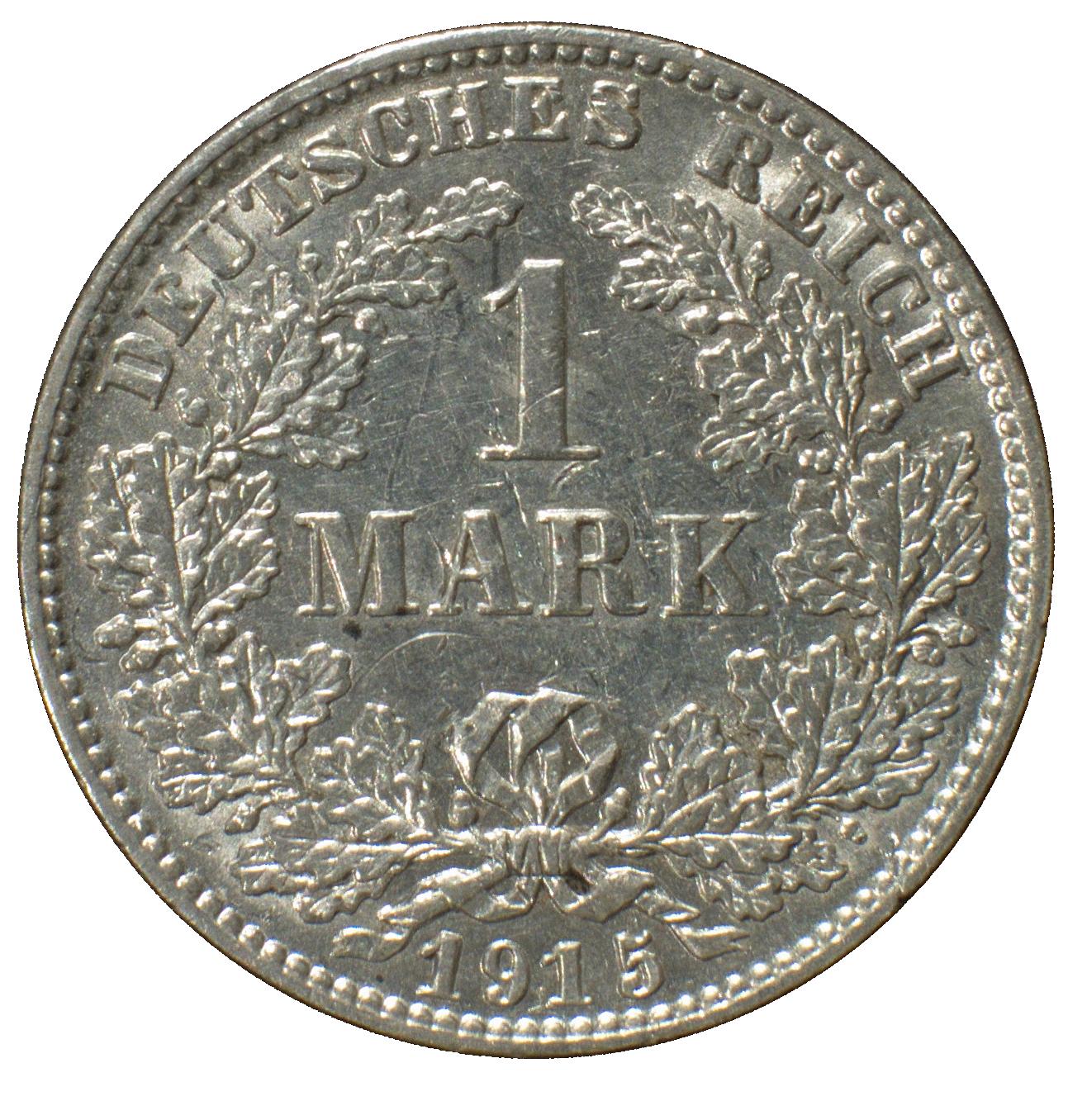 1 mark deutsches reich