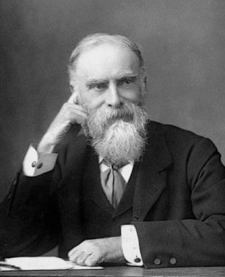 Lord Bryce, one of the earliest advocates for a League of Nations. 1st Viscount Bryce 1893.jpg