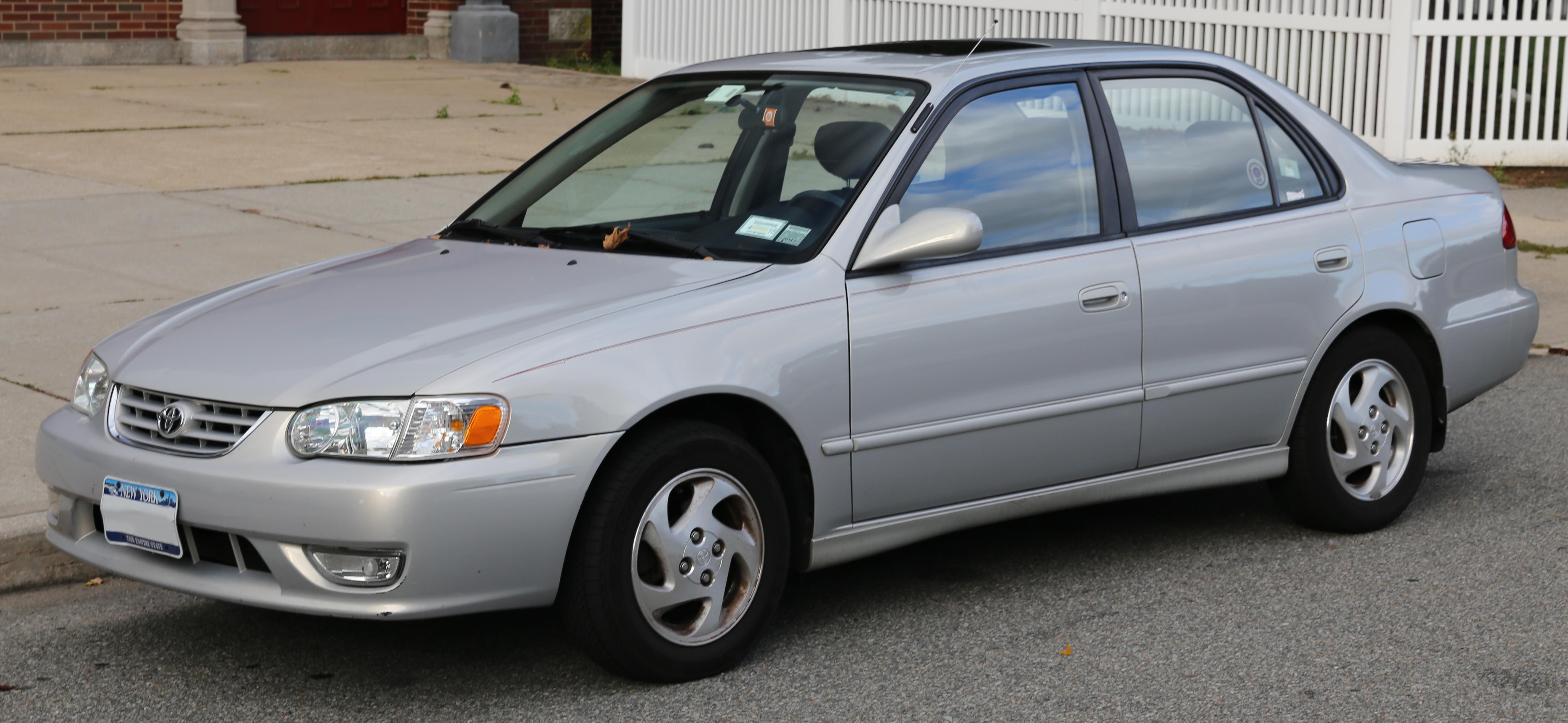 Kekurangan Toyota 2001 Tangguh