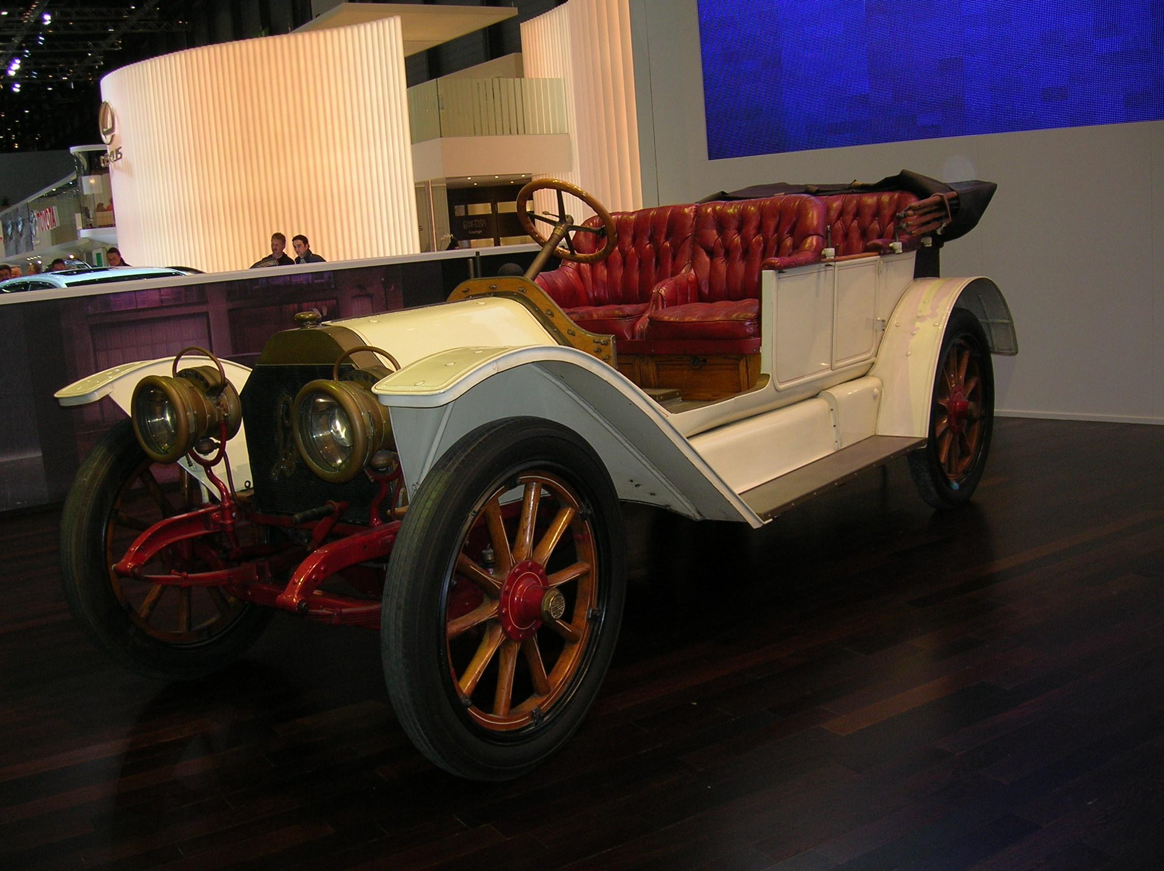 1909 Lancia Beta