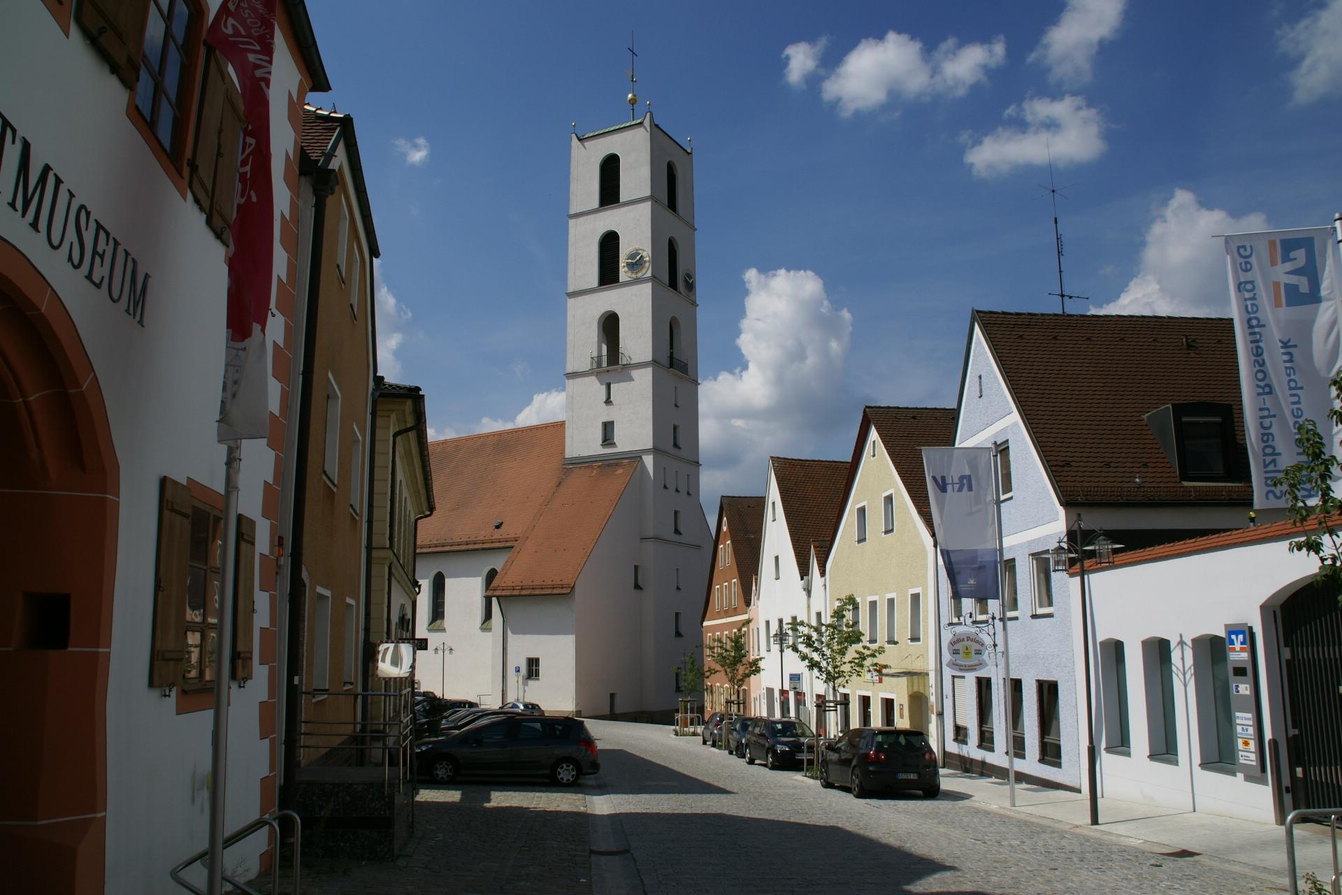 Maxhütte Sulzbach-Rosenberg
